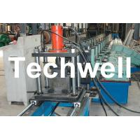 Wholesale Gimbal Gearbox Drive U Channel Cold Roll Forming Machine for Steel U Channel, U Section, U Profile from china suppliers
