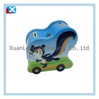 Wholesale Special shape tin box for candy from china suppliers