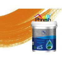 Water Resistant Water Based Wood Coating Wood Varnish Paint Glossy / Flat for sale