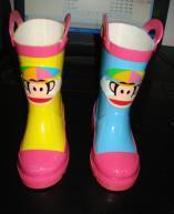 Wholesale lovely rubber rain boots for children from china suppliers