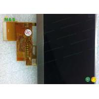 Buy cheap CLAA043JD02CW 4.3 inch Industrial LCD Displays 7S2P WLED Without Driver from Wholesalers