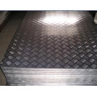 Wholesale Clean Checkered Aluminum Diamond Plate Sheets 1050 3003 1.5 - 8.0mm  Anti-slip from china suppliers