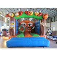 Wholesale Outdoor Games Custom Made Inflatables Safe Waterproof Enviroment - Friendly inflatable bounce house from china suppliers