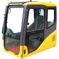 Wholesale Durable Excavator Driver Cab Black Color Bucket Style With Steel Material from china suppliers