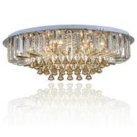 Wholesale Indoor Decorative Lighting Crystal Glass Ceiling Light , Bedroom / Corridor / Foyer Chandeliers from china suppliers