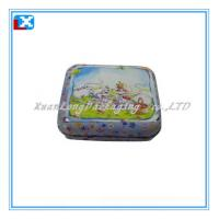 Wholesale hinged mint tin cans from china suppliers