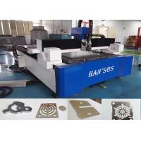 Wholesale Stainless Carbon Steel CNC Laser Cutting Machine For Galvanized Plate from china suppliers