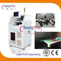 Buy cheap Laser Pcb Depaneling Machine with High Precision UV Laser 355nm from wholesalers