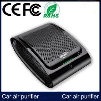 Wholesale Hot Sales PortableCarAirPurifierwith Kation And Negative Ions Have CE FCC ROHS from china suppliers