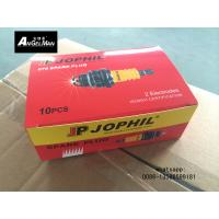 Quality OEM Small Chainsaw Spark Plug With 2 Electrodes Yellow For Lawn Mower for sale