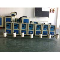 Wholesale Lower price high quality small induction melting furnace for sale from china suppliers