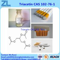 Buy cheap 99.5%Min Food Grade Triacetin(Glycerol Triacetate) CAS 102-76-1 Widely Use For Cigarette Filters from wholesalers