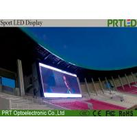China P8 High Brightness Stadium LED Screens SMD Full Color LED Stadium Advertising Boards on sale