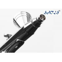 Quality 0.2mm Nozzle 2ml Aluminum Single Action Airbrush For Pretty , Black Or Golden for sale