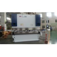 Wholesale 250 Ton CNC Hydraulic Press Brake Machine , Sheet Metal Press Machine from china suppliers