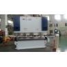 Wholesale 250 Ton CNC Hydraulic Press Brake Machine , Sheet Metal Press Machine from china suppliers