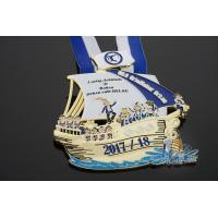 Buy cheap Sailboat Custom Logo, Carnival Orden Medaille Soft Enamel With 3D Effect, Many from wholesalers