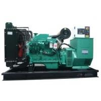 6cta8.3 series engine  150kw Cummins diesel generator open skit back up with genuine accessory for sale