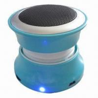 Wholesale Mini Speaker, Supports Bluetooth, 10m Operating Range from china suppliers