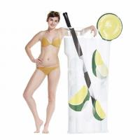 Wholesale Giant Cocktail Drink Inflatable Float Summer Swim Pool Party Toy Adult Water Toy from china suppliers