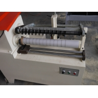 Wholesale Auto Loading 76.2mm 12mm Paper Tube Cutting Machine from china suppliers
