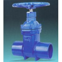Wholesale CI Sluice Gate 225 mm Dia Spigot Valve With Extension Spindle 1.5m Length from china suppliers