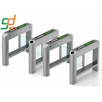 Wholesale Automatic Wheelchair Swing Barrier Gate Photocell Sensors Single-bar Turnstile from china suppliers