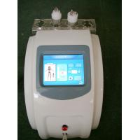 Quality 40kHz Tripolar RF Slimming And Skin Tighten System Cavitation Machine for sale