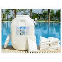 China CAS 87 90 1 Swimming Pool Chlorine TCCA Tablet And Powder ISO Certificated for sale