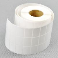 Wholesale customized die cut blank white labels for laser and inkjet printers from china suppliers