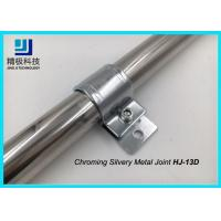 Wholesale CRS Cold Rolled Steel Clamp Metal Pipe Bracket with Glossy Finish from china suppliers