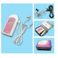 Wholesale FDA Handheld Fetal Doppler Baby Sound B Heart Beat Monitor LCD/ Earphone/ GEL Unburn Baby from china suppliers