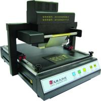 China WorldBest Free Shipping by sea Automatic Hot Stamping Printer Digital Foil Printer for Golden Silver on sale