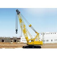 China Safe  Boom Truck Mobile Hydraulic Crawler Crane QUY50 Swing Jib 4t on sale