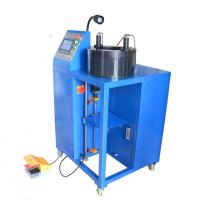 Wholesale New Air Strut Air Springs Crimping Machines Air Suspension Hydraulic Hose Machine from china suppliers
