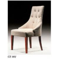 Wholesale Hotel Restaurant Furniture,Wooden/Fabric Dining Chair from china suppliers