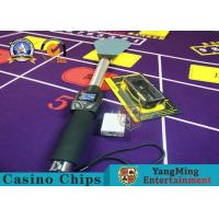 Wholesale Custom RFID Casino Chips Checker High Frequency Scanner / Casino Grade Poker Chips from china suppliers