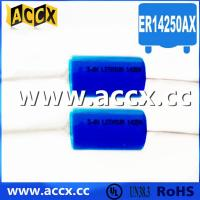 Wholesale ER14250H-AX 1/2aa 1.2Ah 3.6v medical lithium battery from china suppliers