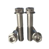 Wholesale Directly Factory for GR5 Titanium 12 Point Flange Bolt from china suppliers