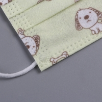 Wholesale Child Protective Cartoon Printed EN149 Anti Dust Earloop Mask from china suppliers