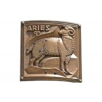 Wholesale Contemporary Metal Aries Bronze Relief For Outdoor / Indoor Decoration from china suppliers
