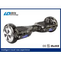 Buy cheap 6.5 Inch 2 Wheel Smart Balance Hoverboard 30 Degree Climbing Gradient from wholesalers