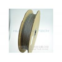 China High Density Strong Abrasion Resistant Sleeving For Electrical Cable Wire Protecting on sale