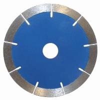 Buy cheap Hot - Pressed Segmented Diamond Cutting Saw Blade For Dry Cut Stone from wholesalers