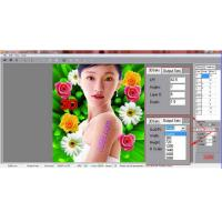 Wholesale OK3D PSDTO3D101 latest version 3D software for 3D printing cards/ best than 3D Traxi lenticular software from china suppliers