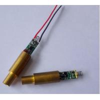Buy cheap 532nm 5mw Green Dot Laser Diode Module For Electrical Tools And Leveling from wholesalers