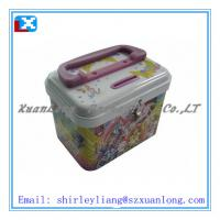 Wholesale Pretty square coin tin boxes from china suppliers