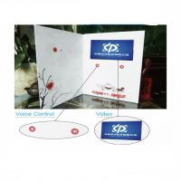 Wholesale Rechargeable battery Video Greeting Card from china suppliers