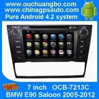 Wholesale Ouchangbo car radio gps navigation Multimedia BMW E90 /E91 /E92 /E93 with iPod android 4.4 from china suppliers