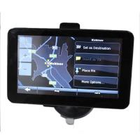 Quality Micro SD 8GB GPS Car Navigation System , 480X272 5 Inch TFT LCD for sale